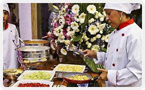 Confira os serviços opcionais disponibilizados pelo Rosa Miranda Buffet: o seu buffet em BH - Bairro Castelo