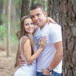 Casamento Natália e David - Rosa Miranda Buffet