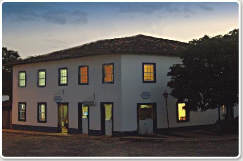 Centro de Tiradentes: Pousada Tiradentes