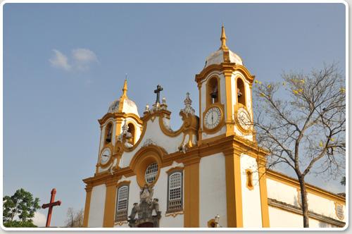 Centro de Tiradentes: Pousada Tiradentes - Turismo