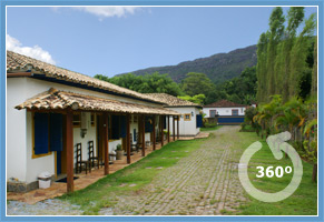 Pousadas em Tiradentes - Centro Hist�rico