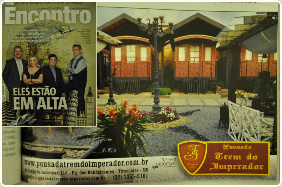 Revista Encontro - Ano 2011