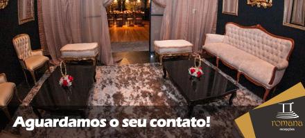 Salão de festas em BH - Romana Recepções - Contato